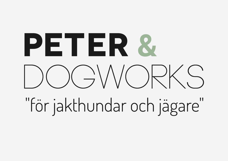 peter&dogworks logotyp